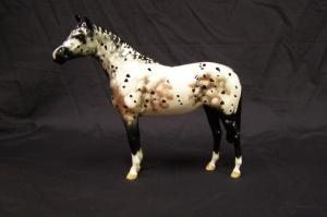 Beswick Appaloosa Stallion