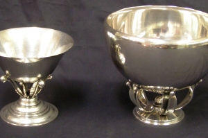 Georg Jensen Silver bowls