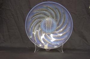 Lalique Poissons Large Bowl