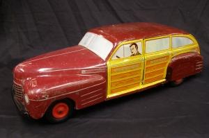 Wyandotte Estate Car