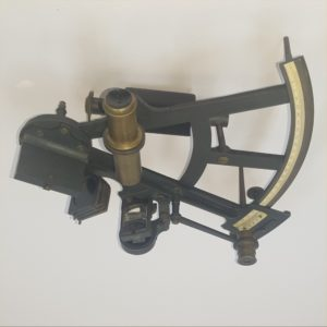 Victorian Sextant by Janet Taylor c1860