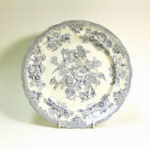 Asiatic-Pheasant-Ironstone-Plate