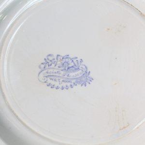Asiatic Pheasant Ironstone Plate