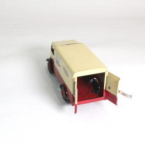 Minic 107M British Railways Van circa. 1950s