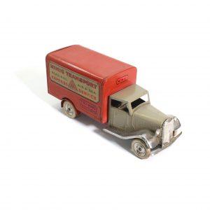 Minic 21M Pre-War Van circa. 1940s