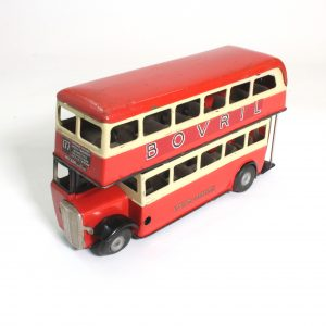 Minic 60M Double Decker Bus