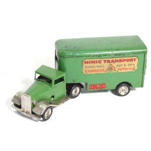 Minic 30M Articulate Pantechnicon Truck