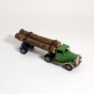 Minic 74M Articulated Log Lorry Boxed