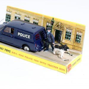 Austin Police Mini Van Boxed