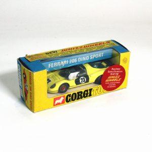 Corgi Ferrari 206 Dino Sport