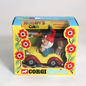 Corgy Toys Noddy's Car Bigears and Tubby 804