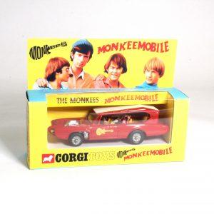 Corgi Monkee Mobile 277 Restored