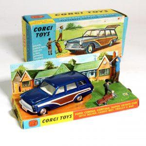 Corgi Toys Ford Consul Cortina Super Estate Car 440