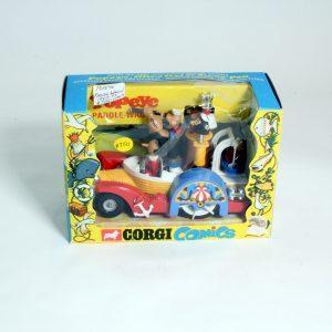 Corgi Toys Popeye Paddle Wagon 802