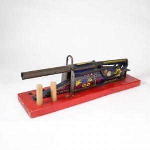Robilt Siege Gun Made in Melbourne 1950s