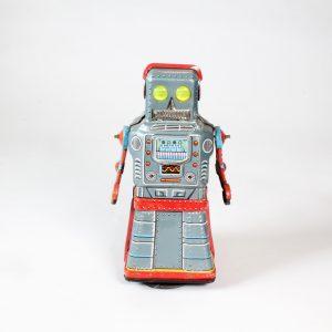 Yoshiya Japan, Atom Robot - Yellow Eye Version 1964