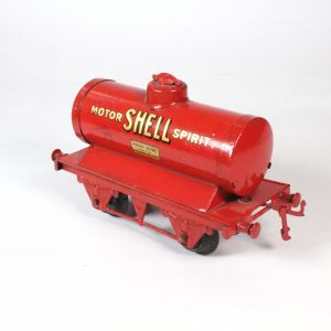 "Hornby Meccano""Shell Petrol Tank Wagon"" O Gauge 1930"