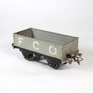 Nornby Meccano England FCO Open Wagon Argentinian Railways 1930s