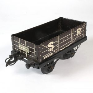 Horby Meccano Southern Rail Open Wagon O Gauge c1930s