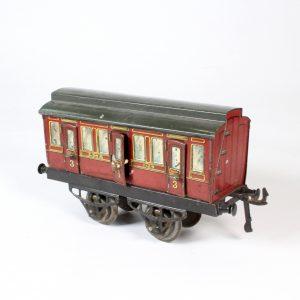 Hornby Meccano LMS No.1 Passenger Coach 1925-28