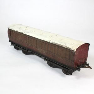 Hornby Meccano LMS No.2 Passenger Coach