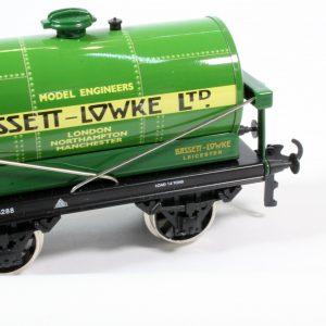Bassett Lowke Margate CT9-4JX Tank Wagon