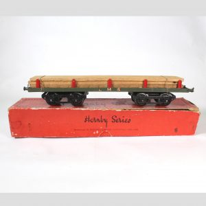 Hornby Meccano No.2 Timber Wagon LMS 1927-30