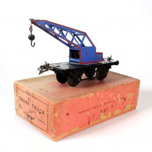 Hornby Meccano Crane Truck 1935-38 O Gauge