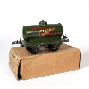 Hornby Meccano Castrol Tank Wagon 1934-41 O Gauge