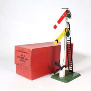 Hornby Meccano No.2 Double Arm Signal 1950-54