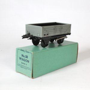 Hornby Meccano England No.50 Wagon BR 1957-68