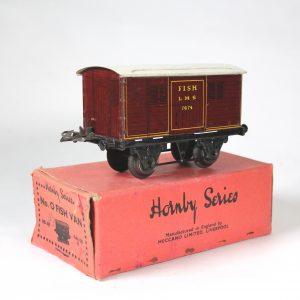 Hornby Meccano LMS Fish Van circa. 1937