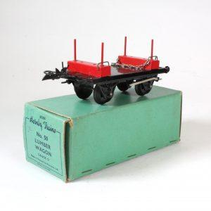 Hornby Meccano No.50 Lumber Wagon O Gauge