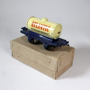"Robilt ""Atlantic"" Tanker circa. 1950s Made in Melbourne O Gauge"