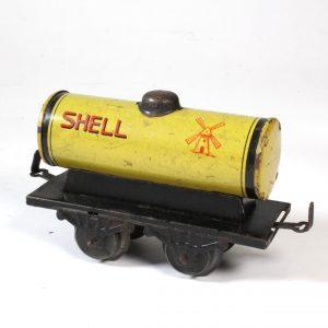 """Karl Bub Germany """"Shell"""" Tank Wagon circa. 1930s"""