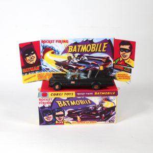 Corgi Toys 267 Batman Batmobile - Restored circa 1967