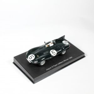Jaguar D-Type Leman Winner 1955 - Slot Car