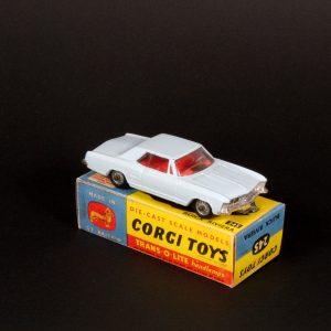 Corgi Toys Buick Riviera Repro box 1964-68