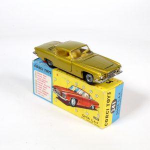 Dinky Toys 241 Chrysler Ghia 1963-69
