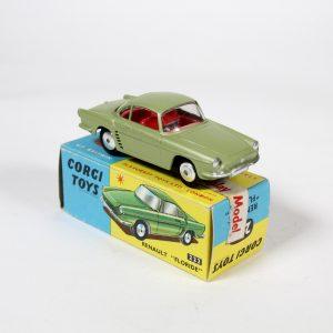 Corgi Toys 222 Renault Floride 1959-65