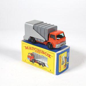 Matchbox 7 Refuse Truck