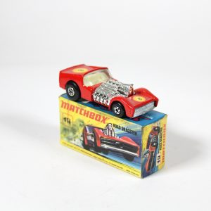 Matchbox 19e Road Dragster circa. 1970