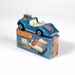 Matchbox 55f Hellraiser 1977-78