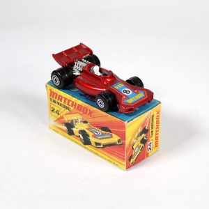 Matchbox 24d Team Matchbox 1973-78