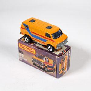 Matchbox 68e Chevy Van 1979