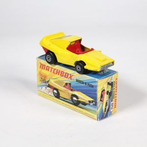 Matchbox 58d Woosh N Push 1972-75