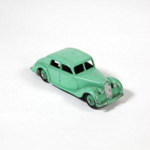 Dinky Toys 158 Riley circa. 1954