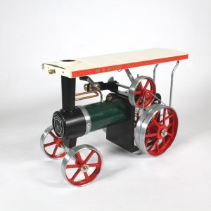 Mamod Steam Tractor New in Box TE1A