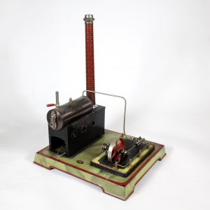 Doll and Cie Steam Engine circa. 1920's