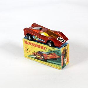 """Matchbox Superfast 7 """"Hairy Hustler"""" c1973"""